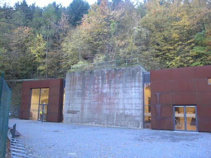 Bildergalerie Regierungsbunker Bad Neuenahr-Ahrweiler | Eingang ...